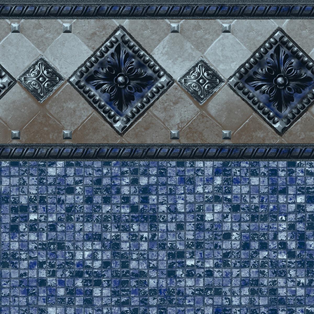 Bonaire Tile Port Royal Bottom