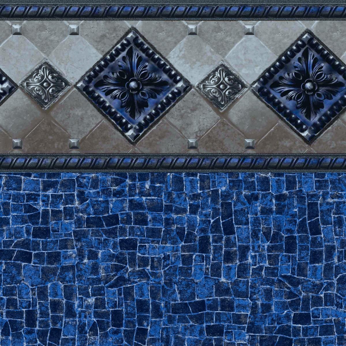 Cocoa Beach Tile Miramar Bottom