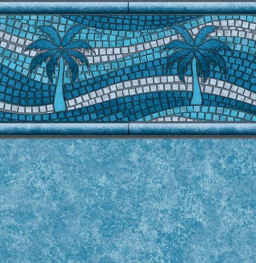 Margarita Island Tile Grand Isle Bottom