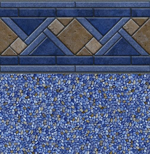 Neptune Beach Tile Oceanside Bottom