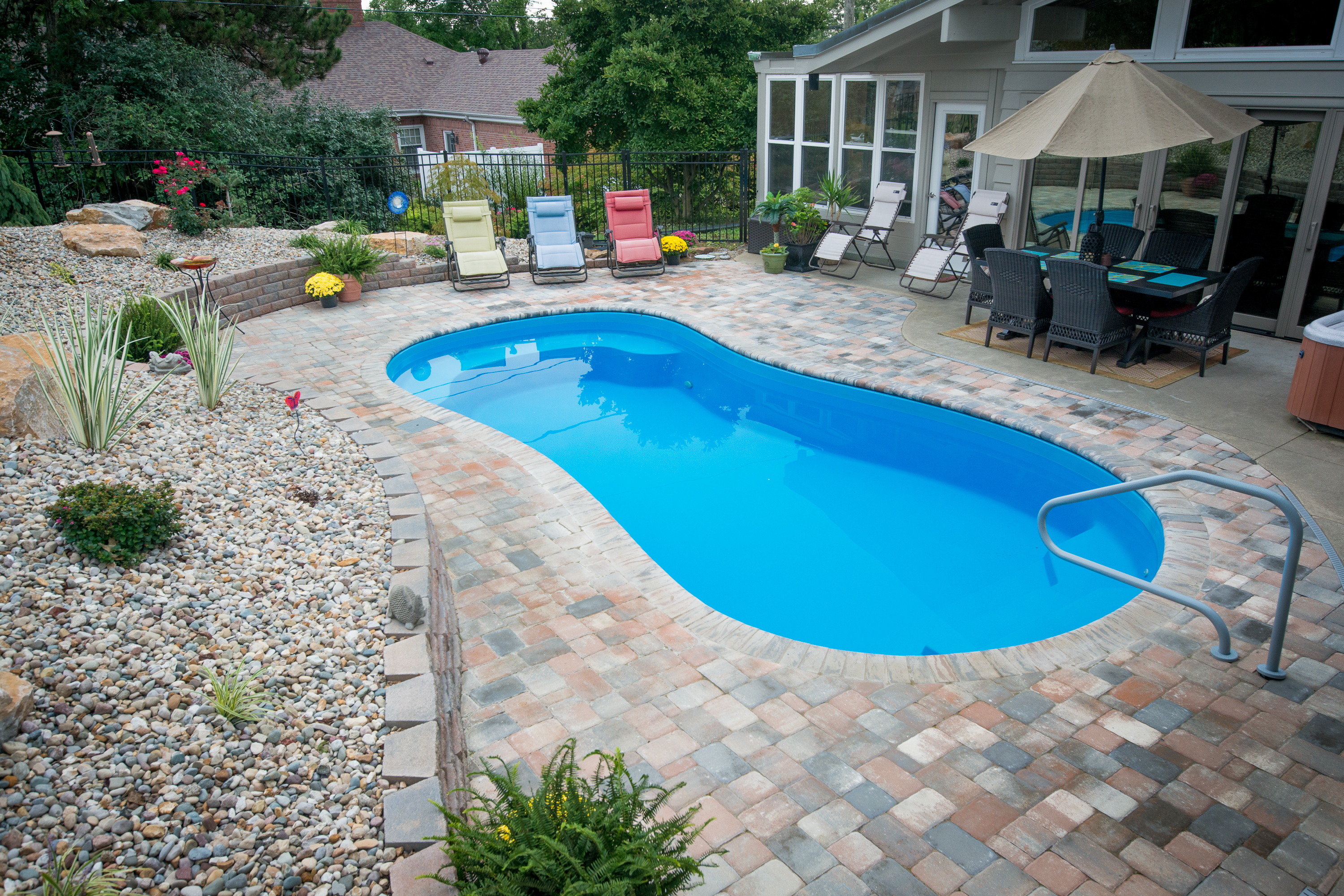 A Fiberglass Pool Might Be The Perfect Fit For You At Hendrick We Are Happy To Provide With Free Onsite Estimate And Evaluation